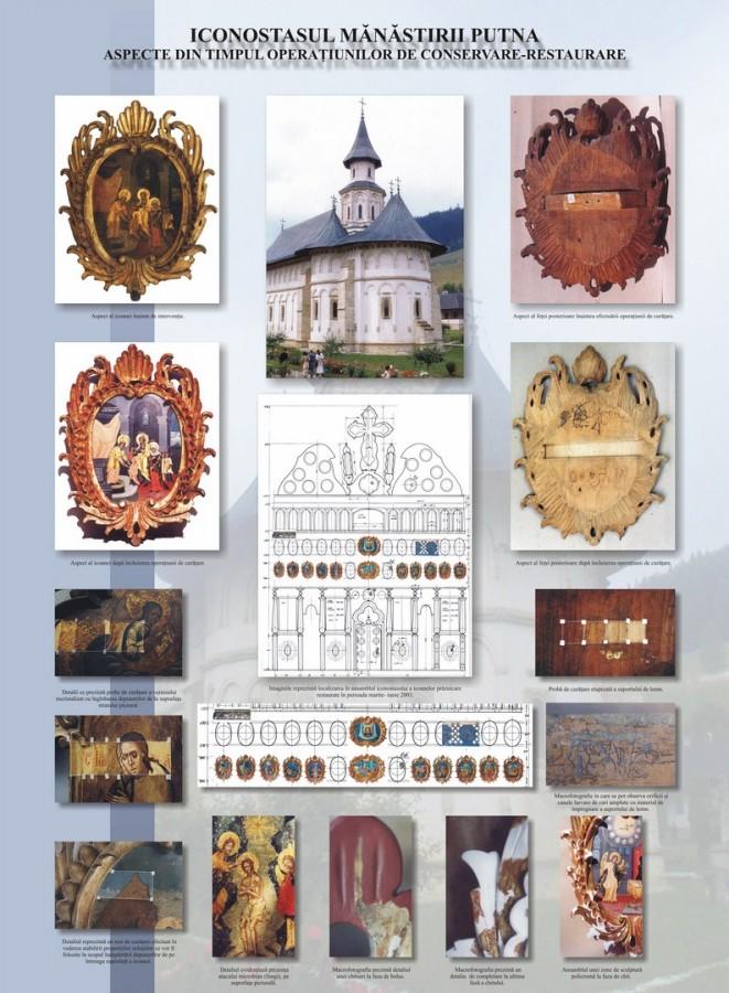 iconostas Putna