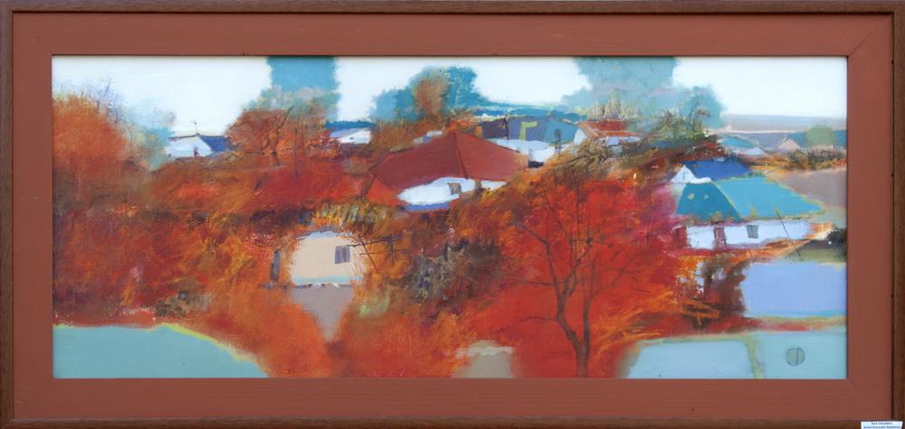 Arsita verii, , 120x50 cm, u.p., 2012