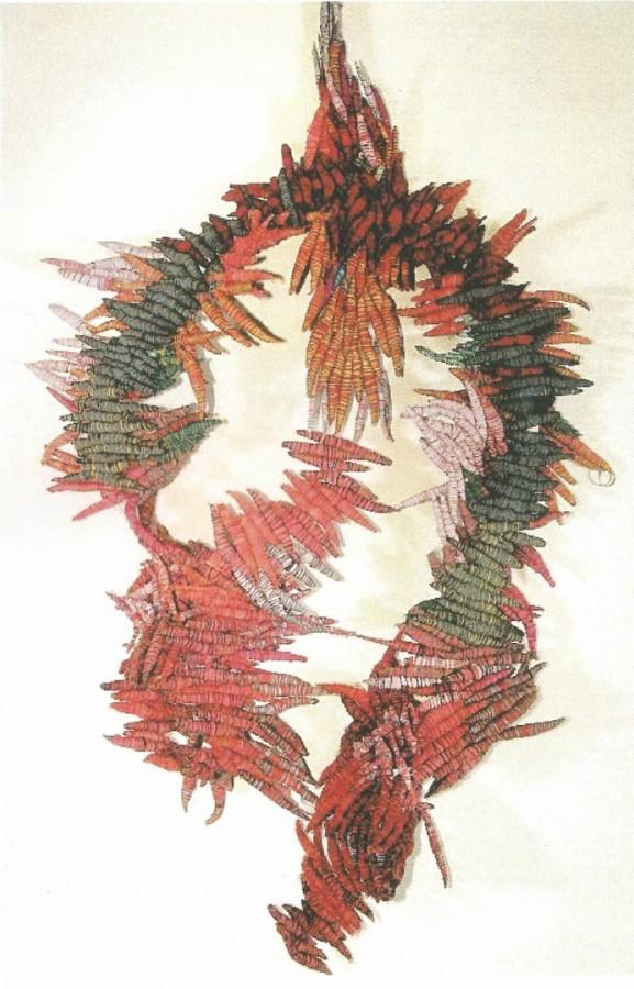 Phoenix  Dimensiune 110 X 65 cm, Tehnica Mixta, 2004