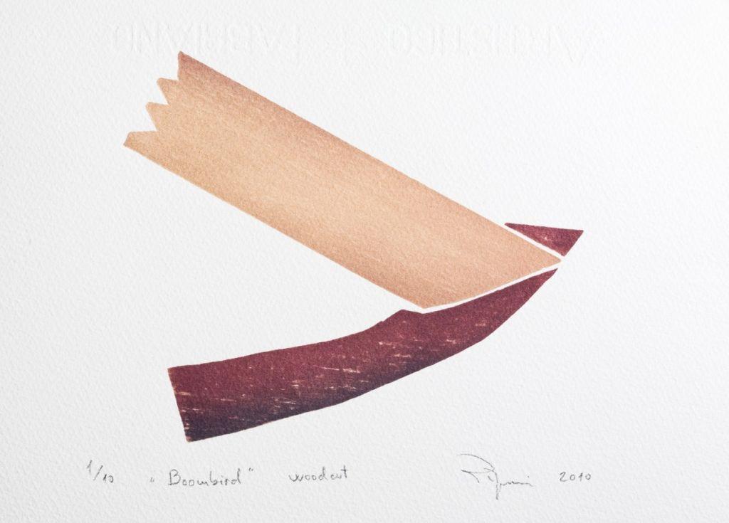 Pinzariu_Florin-Boombird-xilogravura-21x15cm .