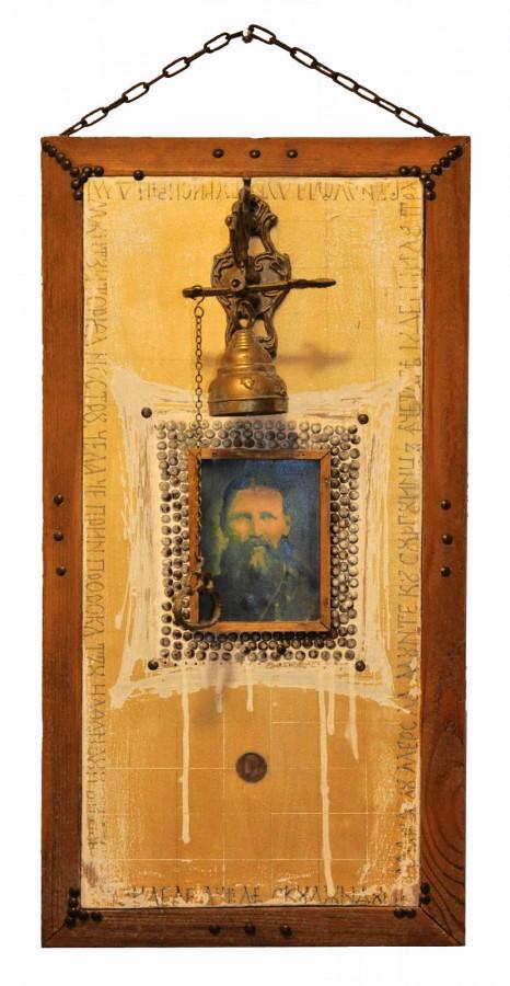 Vedenia din Kronstadt, 2011, obiect instalatie, 45x70cm