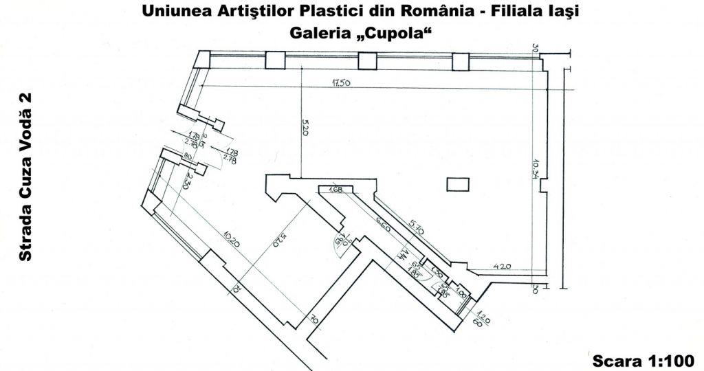 cupola plan galerie