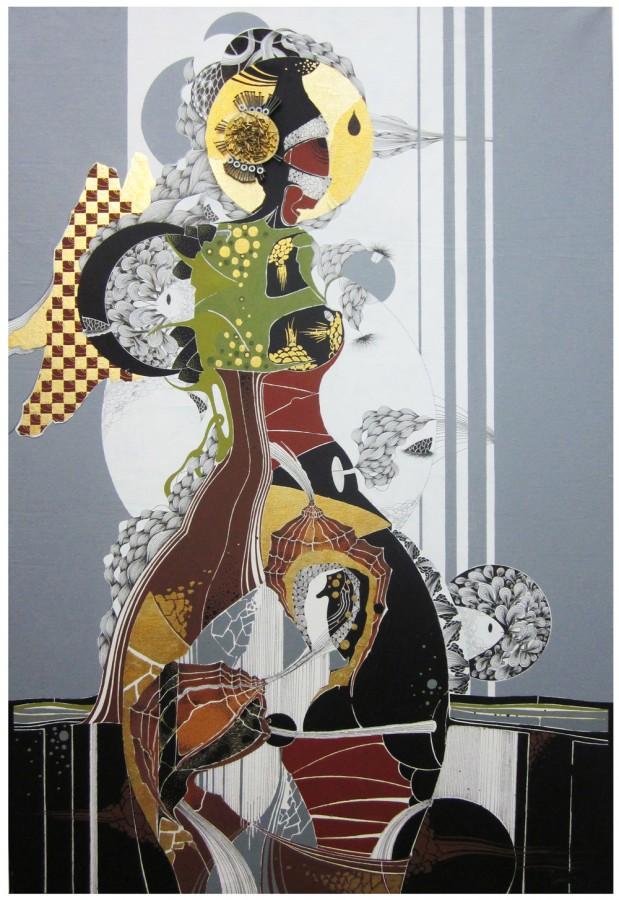 mihaela stirbu - Aripi de fier 2013 - 120x81