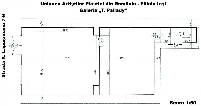 pallady plan galerie