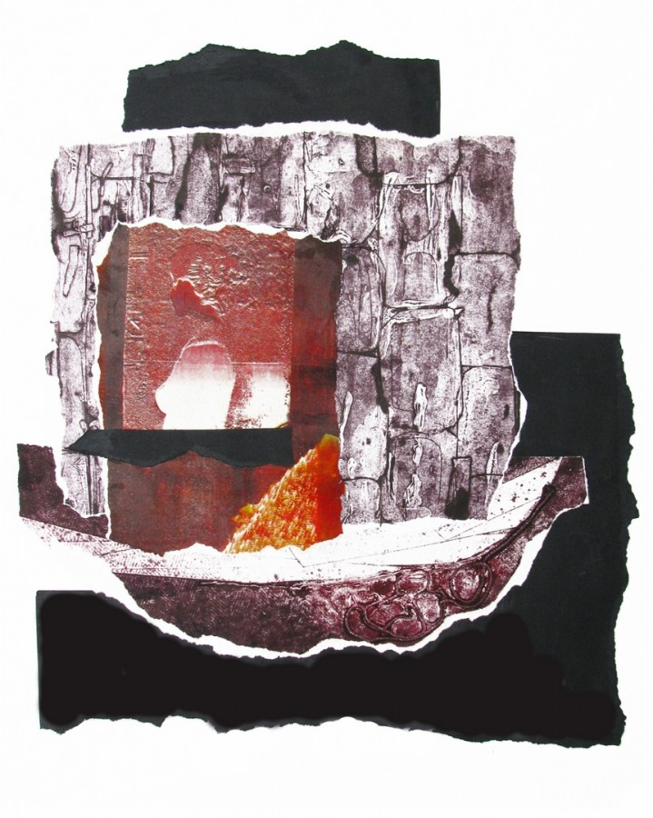 trecere 47_60 colaj gravura Surubaru Bida Nicoleta 2010 .
