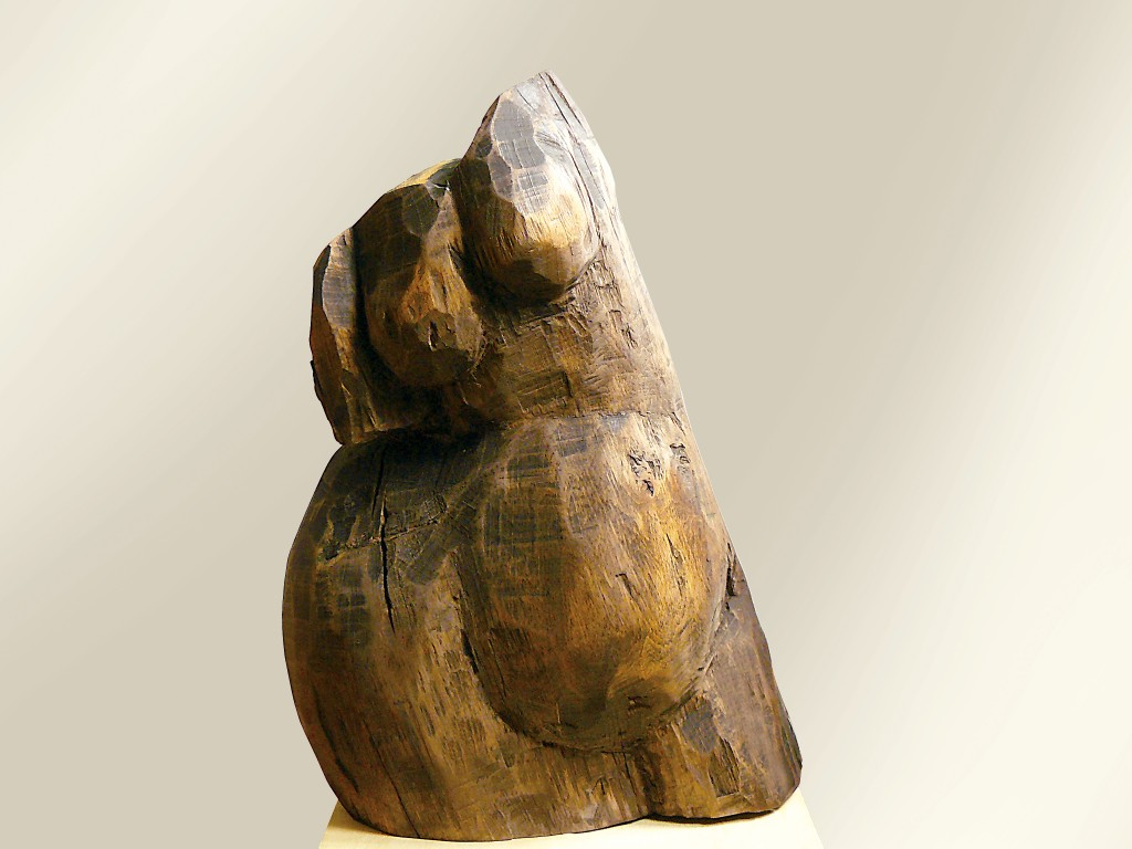 Nud 30x20x18cm tehn lemn