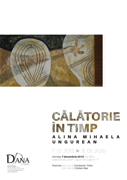 EXPOZITIE DE PICTURA CALATORIE IN TIMP