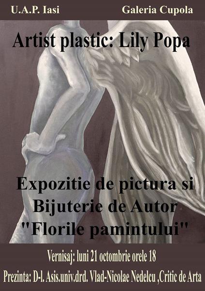 FLORILE PAMANTULUI-lily-popa-