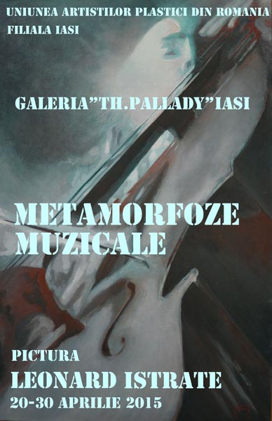 METAMORFOZE MUZICALE – LEONARD ISTRATE
