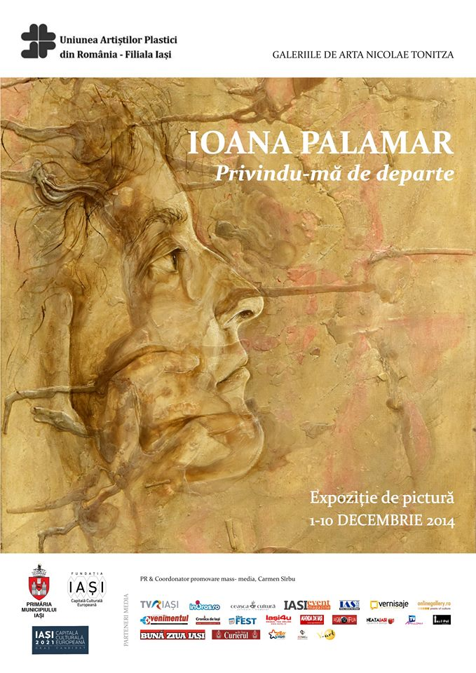 PRIVINDU-MĂ DE DEPARTE – IOANA PALAMAR