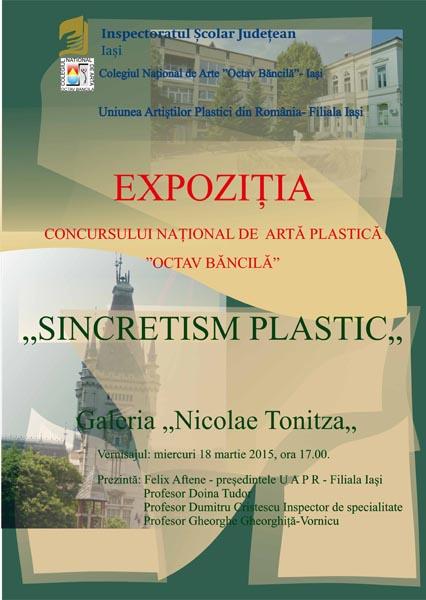 Sincretism Plastic