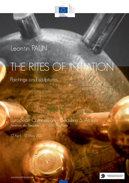 THE RITES OF INITIATION – LEONTIN PĂUN
