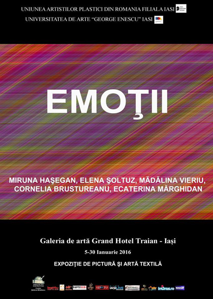 emotii arta textila